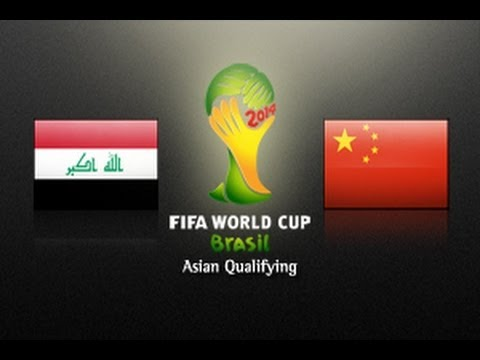 Iraq vs China: 2014 FIFA World Cup Asian Qualifiers (Round 3 - Match Day 4)