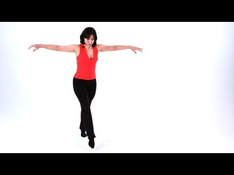 Chaine Turns Jazz Bourree Turn Jazz Dance