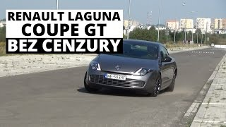 Renault Laguna Coupe GT - BEZ CENZURY - Zachar OFF
