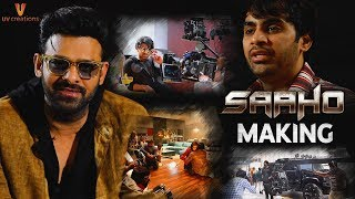 Saaho Making | World of Saaho