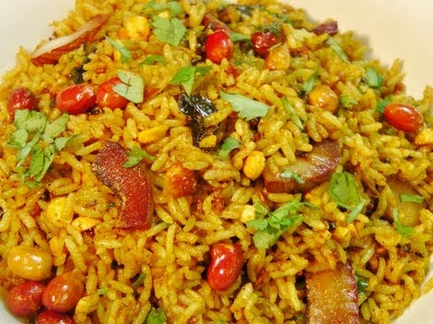 Chitranna (Lemon Rice) -kEwmf6h6Rkw
