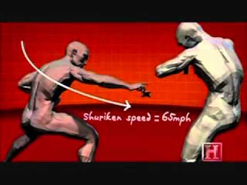 HUMAN WEAPON NINJUTSU TECHNIQUES -kEzx77ir56k