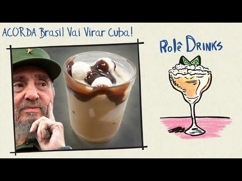 Drink ACORDA, Brasil Vai Virar Cuba! feat. FanFic XXX
