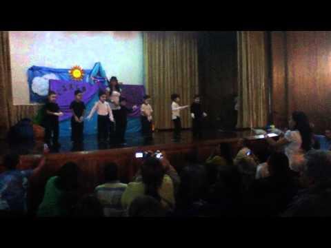 Reinaldo Ramirez - Acto de Mimo Mario Montessori