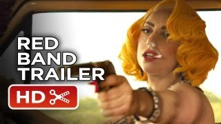 Machete Kills Official Red Band Trailer (2013) - Danny Trejo, Lady Gaga Movie HD