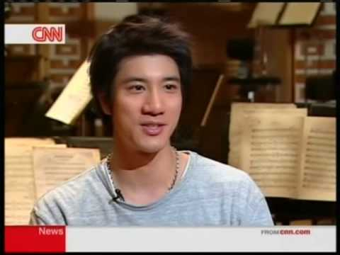 王力宏Leehom on Talk Asia ~ Part 1/3