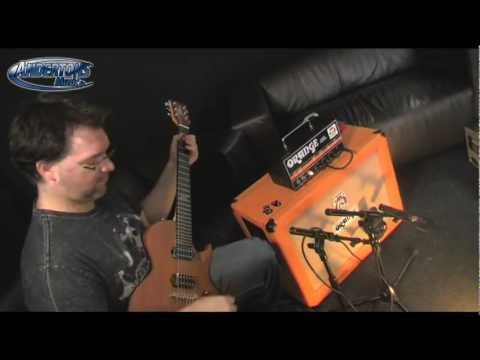 Orange Amps Dark Terror - Full Volume Demo -kGAunX1EZ-U