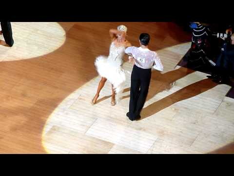 2011 international championship Michael Malitowski& Joanna Leunis Paso Doble