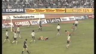 Marítimo - 1 Sporting - 2 de 1991/1992 Taça de Portugal