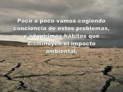 El desarrollo sostenible está en nuestra manos.