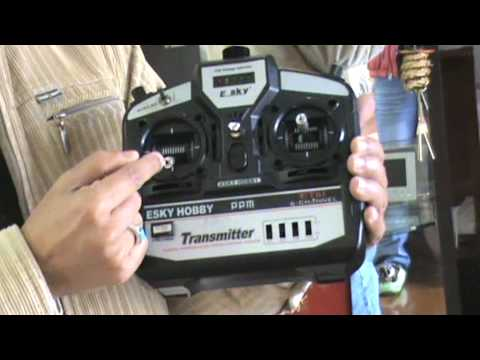 RC Heli Trim and Good Hover Tutorial Pt.I