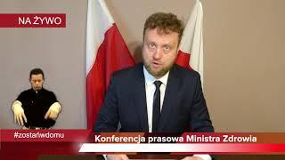 Minister Zdrowia tłumaczy się z zarzutów