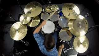 Cobus - Skrillex - Try It Out (NEON MIX) (Drum Cover)