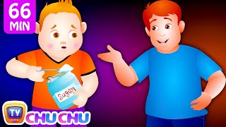 Johny Johny Yes Papa Nursery Rhyme |  Part 3 -  3D Animation Rhymes & Songs for Children