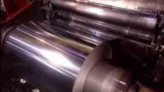 Asi se hace Papel Aluminio - español latino