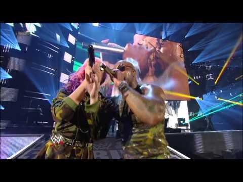 Flo Rida performs