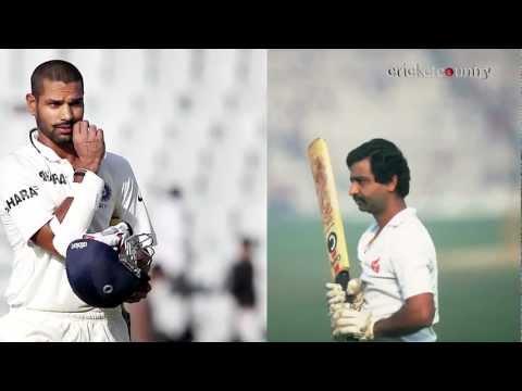 India vs Australia 2013: Virender Sehwag, Gautam Gambhir congratulate Shikhar Dhawan on Twitter