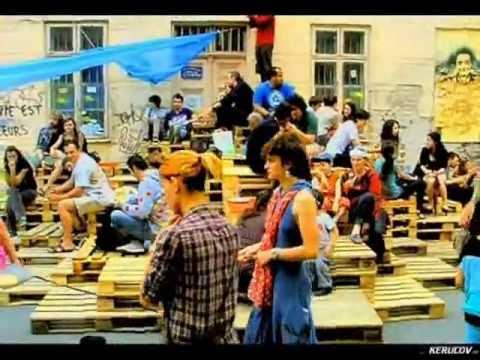 VIDEOCLIP Street Delivery 2011, pe strada fara masini