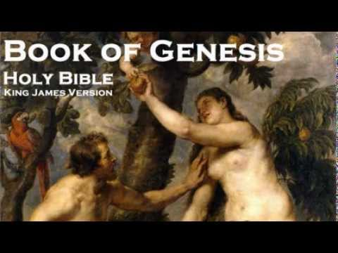 HOLY BIBLE: Genesis - KJV - FULL Audio Book - Book of Genesis - Adam & Eve - Creation