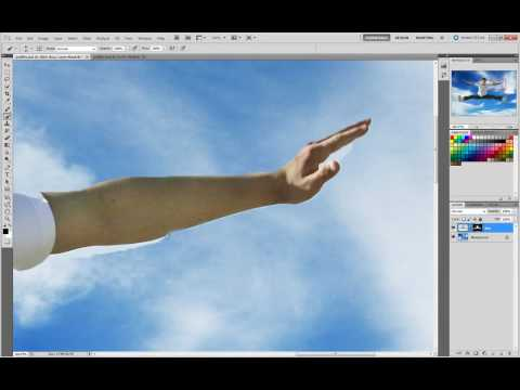 Photoshop Tutorial: Using Layers in Photoshop CS5