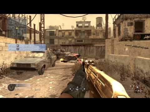 ohSmexeh | FREE COD4 CHALLENGE LOBBY 2012
