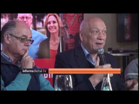 <b>Encuentro Social.</b> Garbino aclaró que no es candidato de Massa con Bonfatti en Paraná