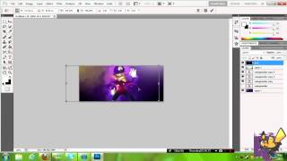 Photoshop CS5 Simple & Easy (Smudge) Signature Tutorial with Great Outcome