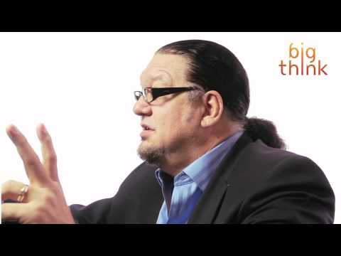 Penn Jillette: An Atheist-s Guide to the 2012 Election