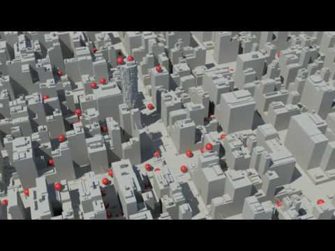 3D Max Reactor: Balls in the City