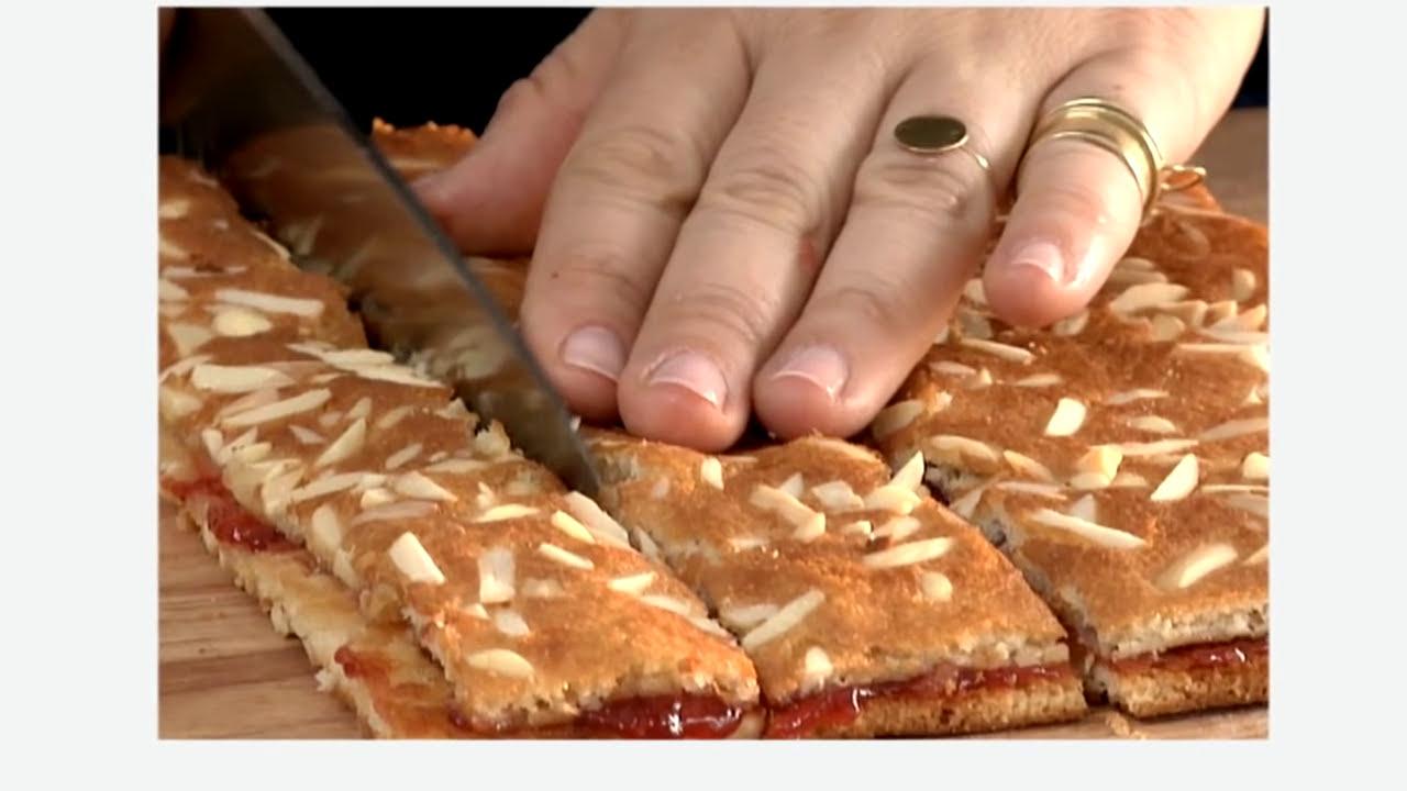 ישראל היום | מתכון לעוגיות מרציפן לפסח