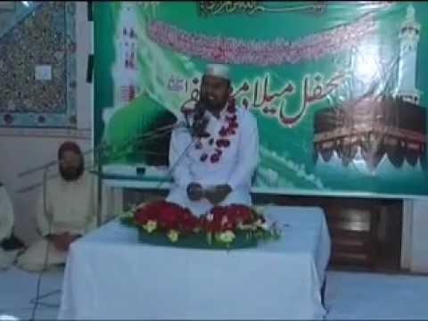 Karam Ki Joot Jaganey Muhammad Irfan ul Haq Sb in jamia masjid Alkousar Sialkot Cantt by  Naat E Habib