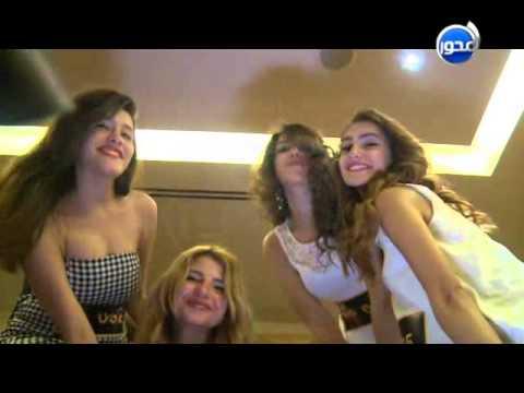 بالفيديو شاهد : فتيات مصريات يشاركن في مسابقة ملكة جمال مصر
