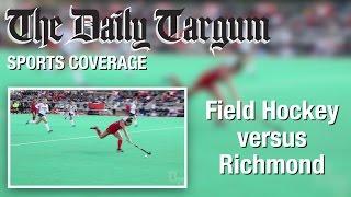 Field Hockey vs Richmond (10/23/16)