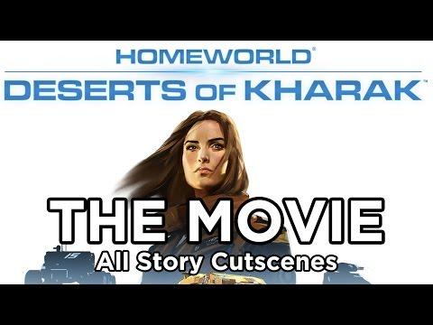 Homeworld: Deserts of Kharak - The Movie (All Cutscenes) - UCeq8sXf9YO4wmqGCTpkaBgQ