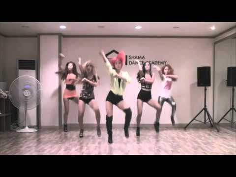 Psy - Gangnam Style Dance Cover By Black Queen