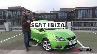 SEAT IBIZA 1.2 TSI DSG - wideotest AutoCentrum.pl