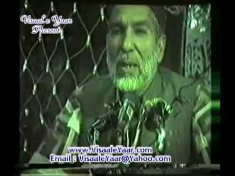 PUNJABI NAAT(Zindagi Sohney Bina)ABDUL SATTAR NIAZI.BY Naat E Habib