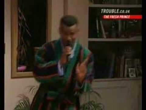 Tom Jones & Carlton Banks - It-s Not Unusual (Fresh Prince)