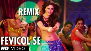 Fevicol Se Remix Dabangg 2 Full Video Song (Official)