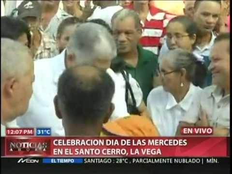Celebración día de las Mercedes en Santo Cerro,…