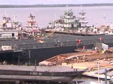 Ministério Público do Trabalho - Projeto Manaus Moderna e Estaleiros