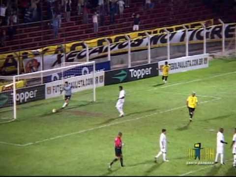 União Barbarense 1x1 São Bernardo - Paulista A2 2010