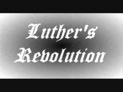 AP Euro Luther's Revolution