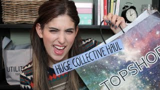 Lily Pebbles – HUGE Collective Haul (Topshop, Space NK, Boots, Zara…) | What I Heart Today