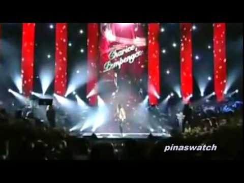 Charice - Incredible Filipina Full Orchestra Performance In Italy.flv