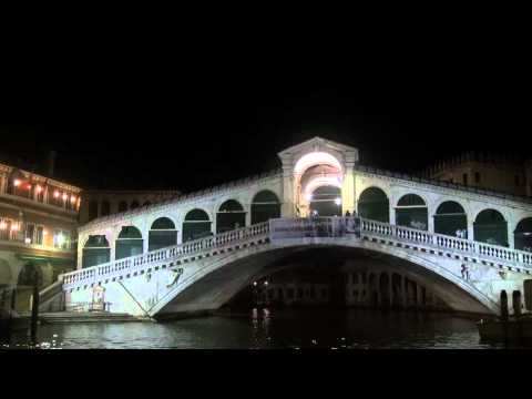 Sony CX730  CX760 LOW LIGHT VENEZIA venice CANAL GRANDE RIALTO