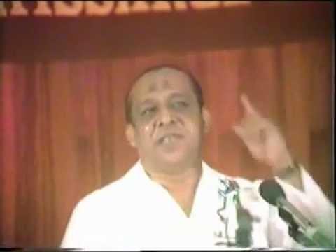 Naleem Hajiyar Speech