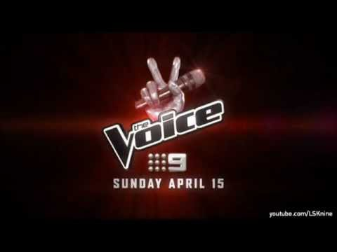 The Voice Australia 2012: ? - Channel 9 Promo -kNt-4noBMO4