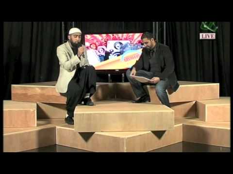 Kamal Uddin on Nasheeds Unplugged Part 2