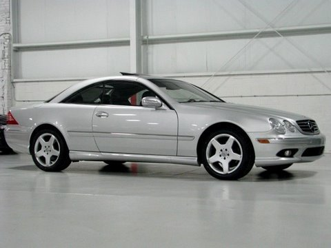 Mercedes-Benz CL500 Sport--Chicago Cars Direct